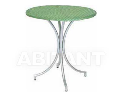 Купить Стол для террасы Frigerio Carlo Funny Wicker TTR70