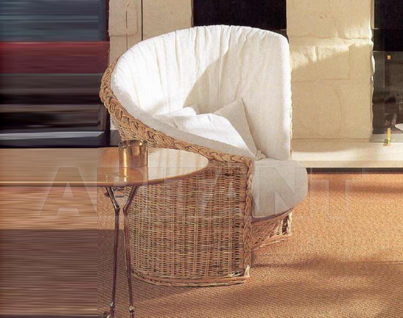 Купить Кресло для террасы Frigerio Carlo Rattan Living MANU armchair