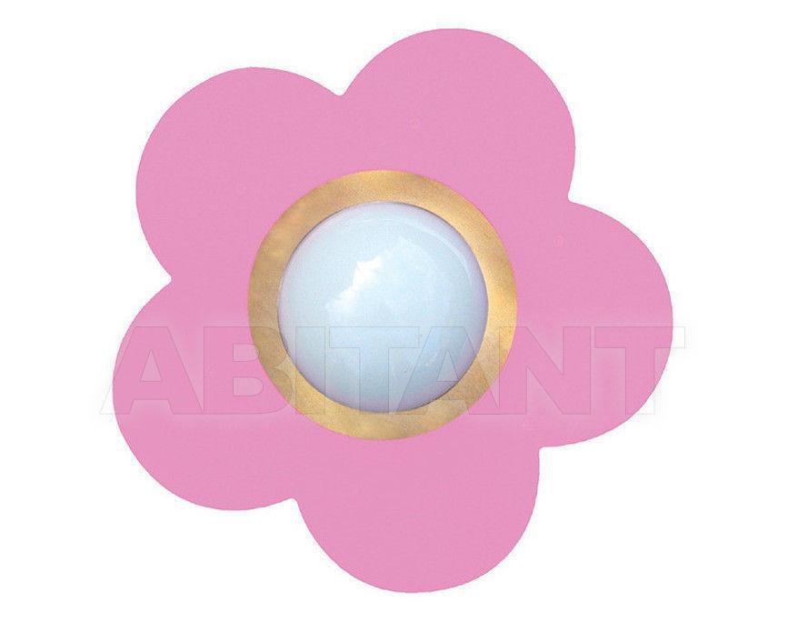 Купить Светильник для детской  Waldi Leuchten Lampen Fur Kinder 2012 65640.0 pink