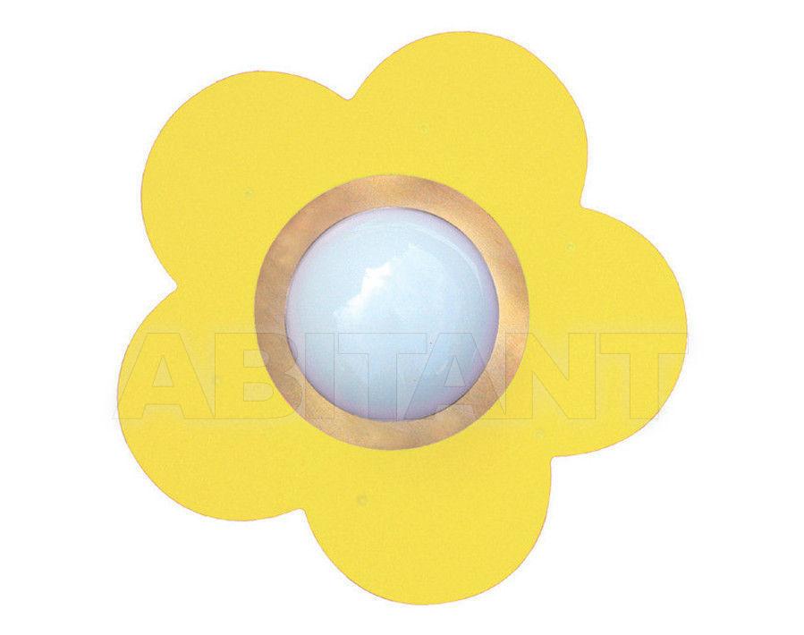 Купить Светильник для детской  Waldi Leuchten Lampen Fur Kinder 2012 65642.0 gelb