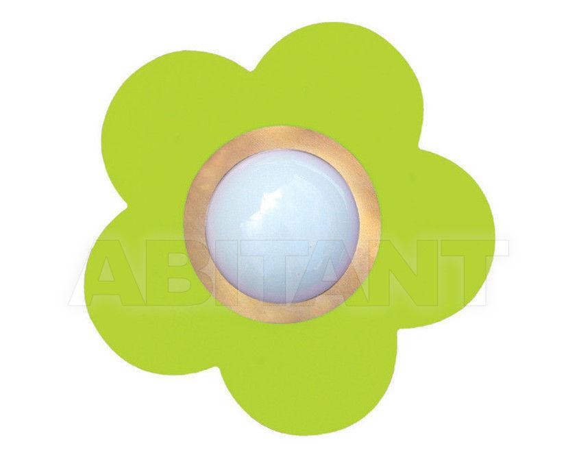 Купить Светильник для детской  Waldi Leuchten Lampen Fur Kinder 2012 65645.0 apfelgrün
