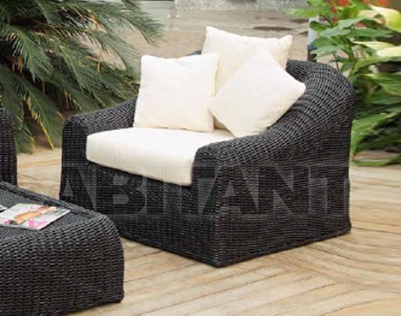 Купить Кресло для террасы Frigerio Carlo Rattan Living PALLADIO armchair
