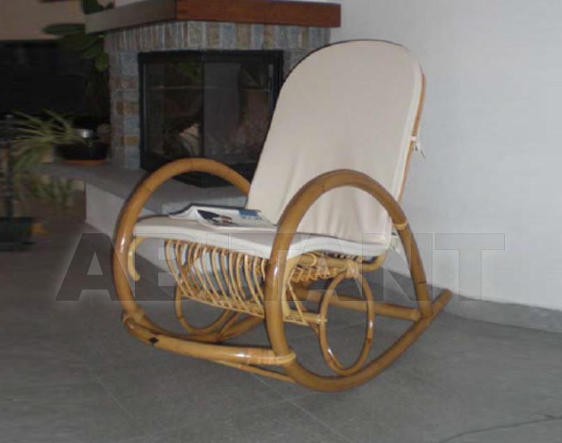 Купить Кресло для террасы Frigerio Carlo Rattan Living DONDOLO