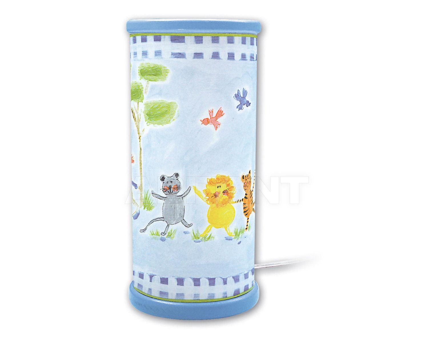 Купить Светильник для детской Jungle Waldi Leuchten Lampen Fur Kinder 2012 81236.1