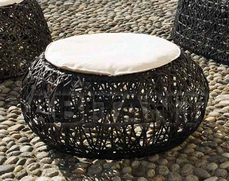 Купить Пуф Frigerio Carlo Crazy Weaving BIRDS' NEST stool