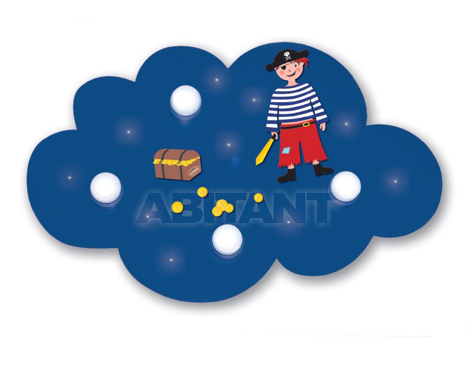 Купить Светильник для детской  Waldi Leuchten Lampen Fur Kinder 2012 66100.0