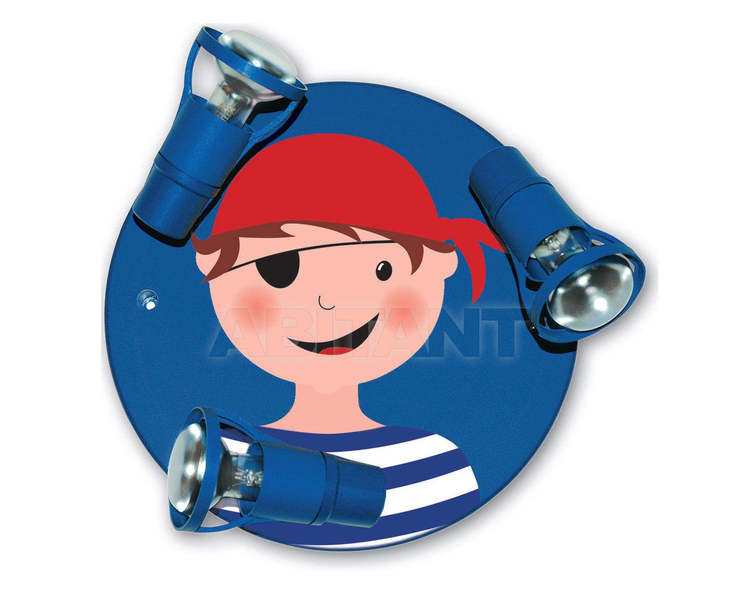 Купить Светильник для детской  Waldi Leuchten Lampen Fur Kinder 2012 65256.0