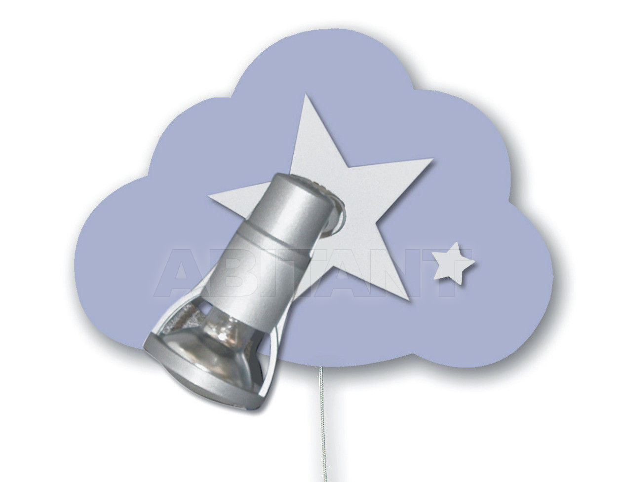 Купить Светильник для детской  Waldi Leuchten Lampen Fur Kinder 2012 82219.0