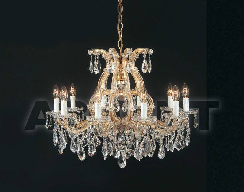 Купить Люстра Arlati s.a.s. di F.Arlati & C. 2013 3015/10+1SS