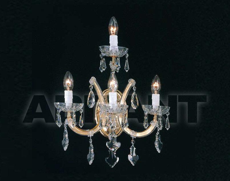 Купить Светильник настенный Arlati s.a.s. di F.Arlati & C. 2013 3290/4SS