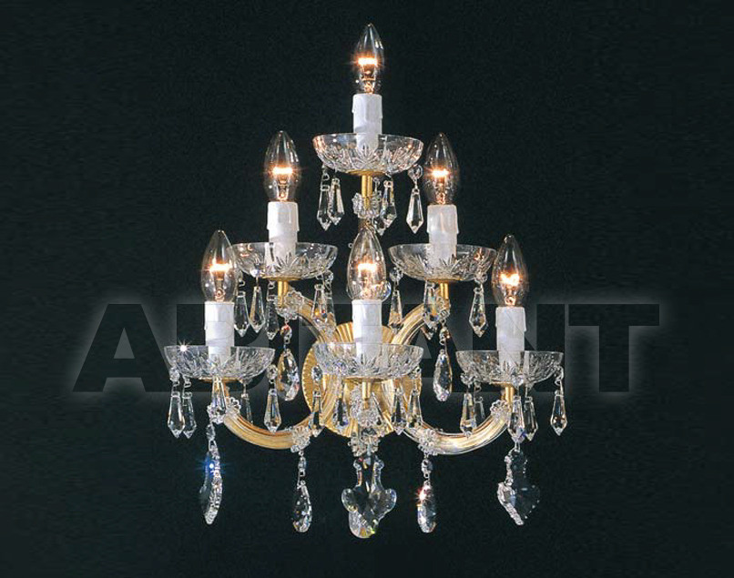 Купить Светильник настенный Arlati s.a.s. di F.Arlati & C. 2013 3291/6SS