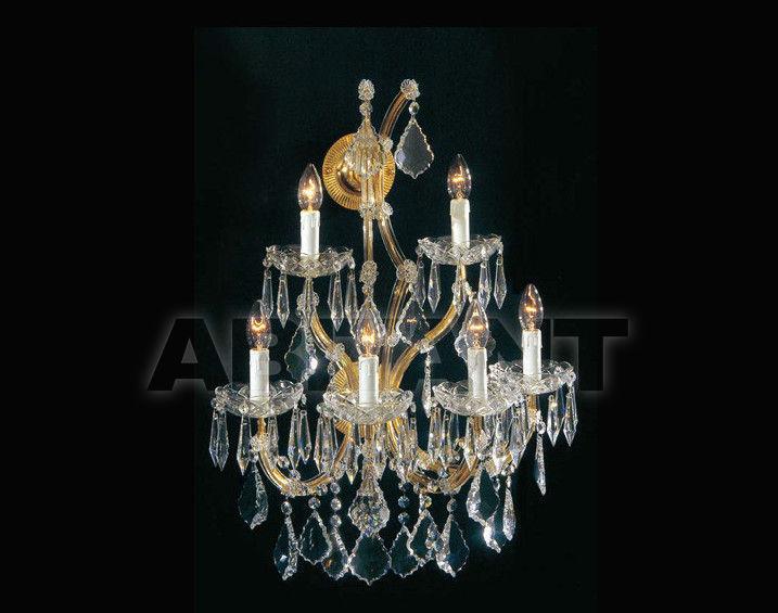 Купить Светильник настенный Arlati s.a.s. di F.Arlati & C. 2013 3376/6CC