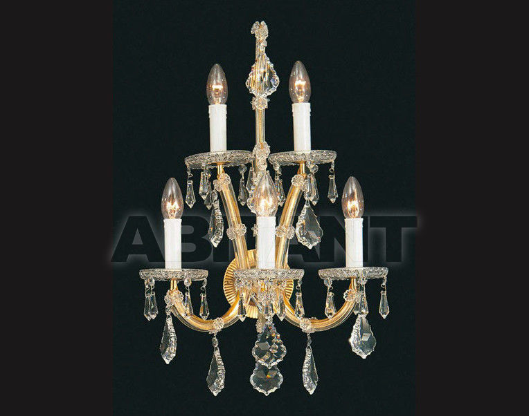 Купить Светильник настенный Arlati s.a.s. di F.Arlati & C. 2013 3106/5SS