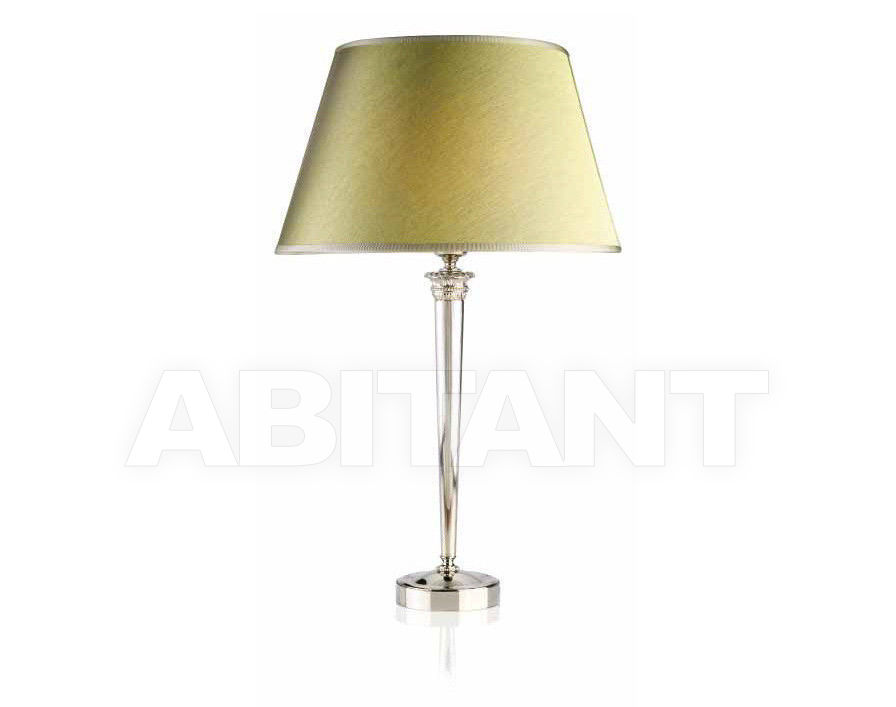 Купить Лампа настольная MONTROSE Lumis Classic 2691 CRO