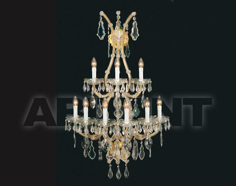 Купить Светильник настенный Arlati s.a.s. di F.Arlati & C. 2013 2973/9CC