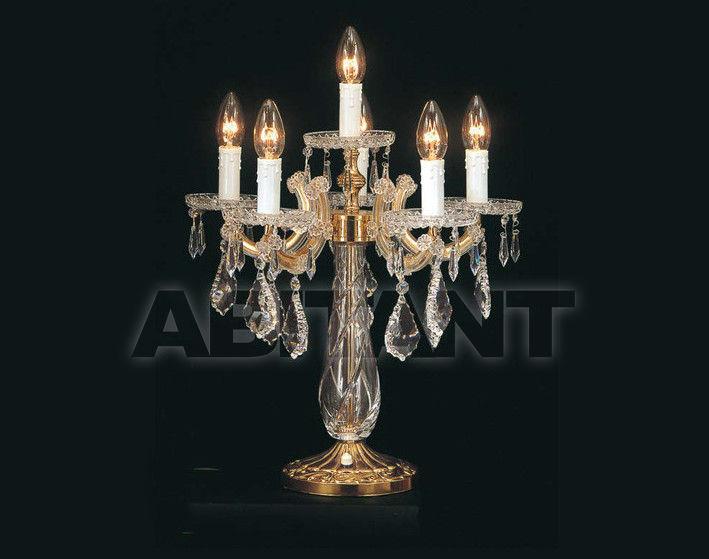 Купить Лампа настольная Arlati s.a.s. di F.Arlati & C. 2013 1569/5+1SS