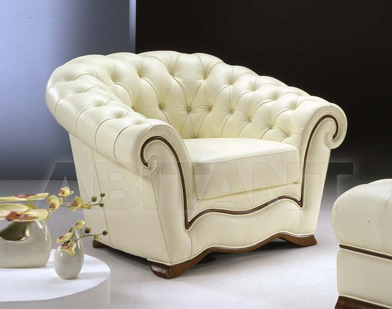 Купить Кресло DEMETRA Elle Salotti International srl Neo Classic DEMETRA POLTRONA P E L L E 2