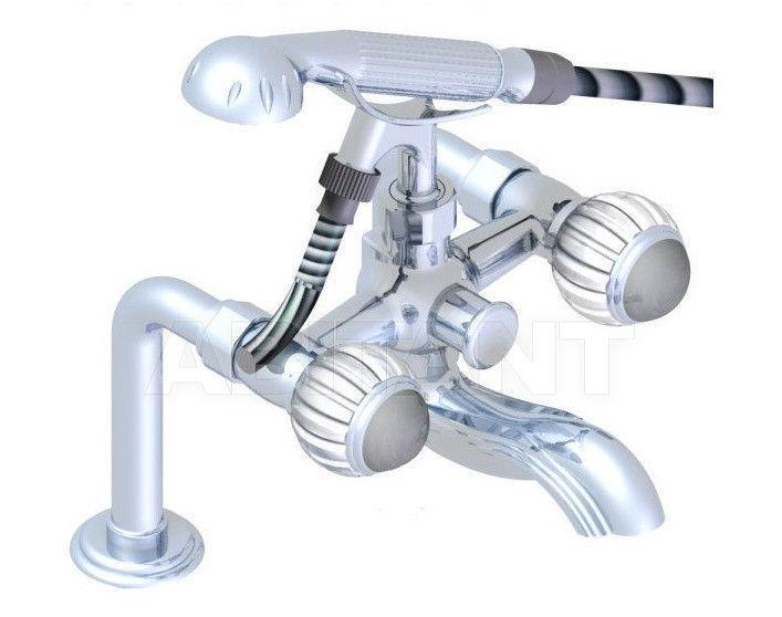 Купить Смеситель для ванны THG Bathroom A8F.13G Vogue Rock Crystal