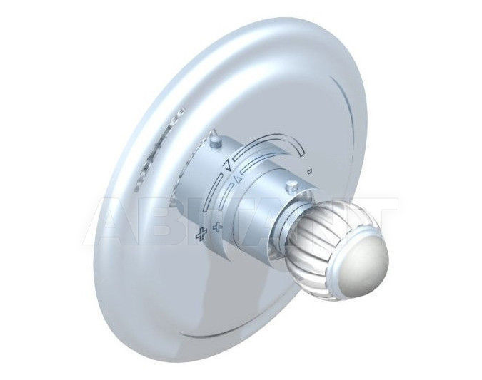 Купить Смеситель термостатический THG Bathroom A8F.5100BR Vogue Rock Crystal