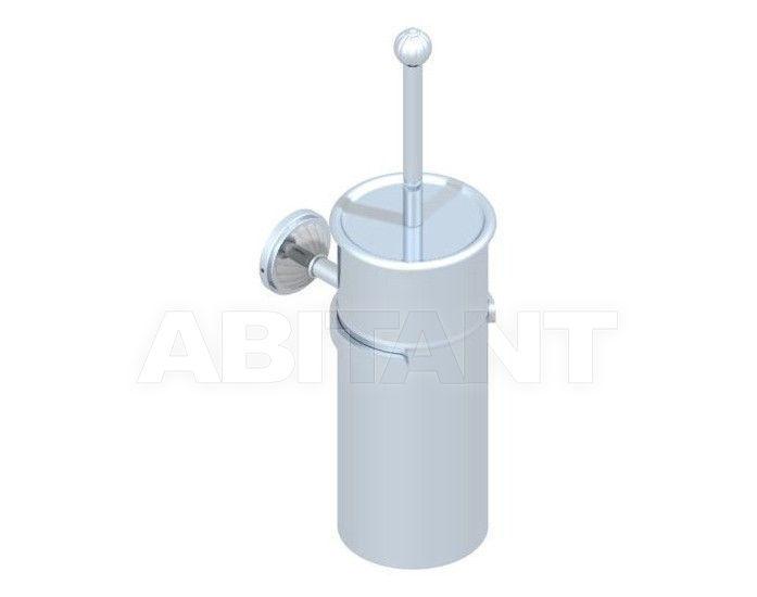 Купить Щетка для туалета THG Bathroom A8F.4720C Vogue Rock Crystal