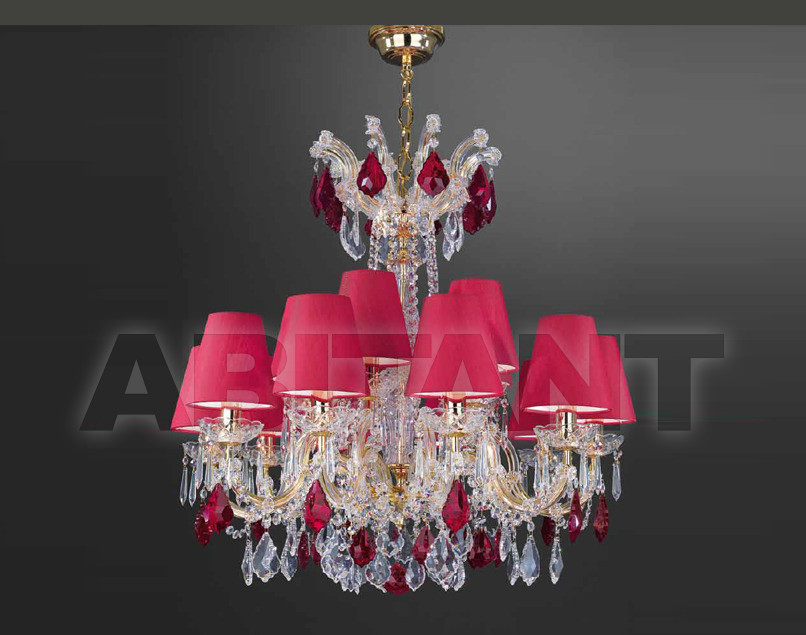 Купить Люстра Arlati s.a.s. di F.Arlati & C. 2013 3386/10+5