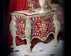 Тумбочка Armando Rho Elegance A988 Классический / Исторический / Английский