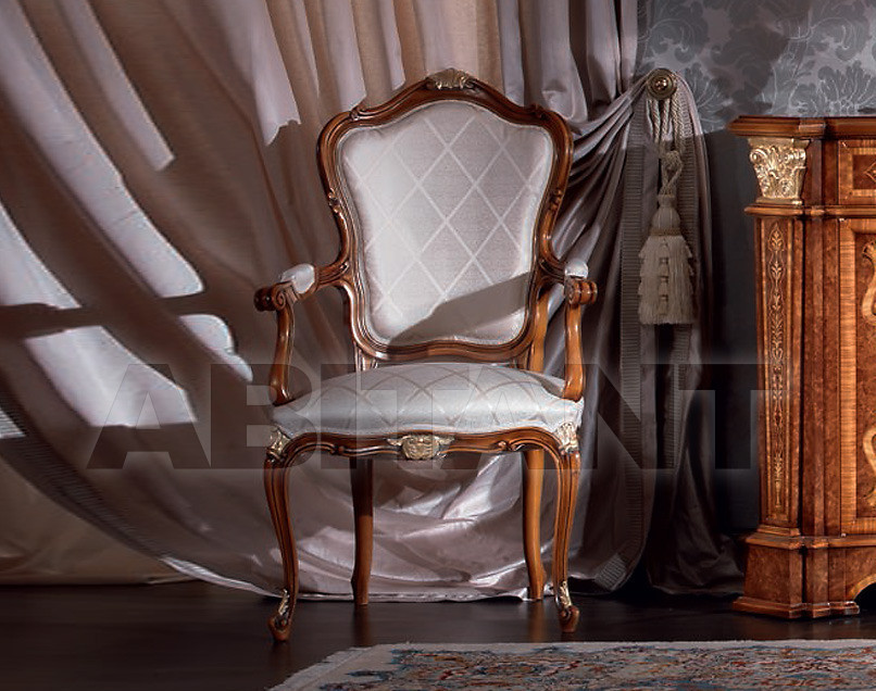 Купить Стул с подлокотниками Armando Rho Elegance B997