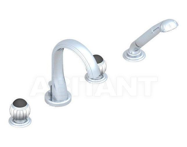 Купить Смеситель для ванны THG Bathroom A8P.112B Vogue black onyx