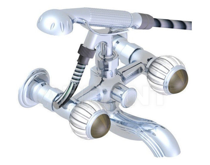 Купить Смеситель для ванны THG Bathroom A8R.13B Vogue Tiger Eye