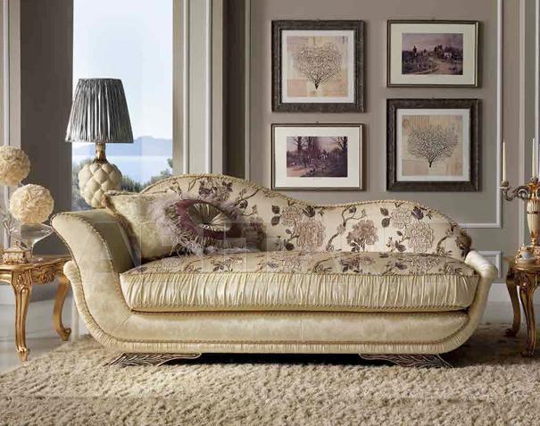 Купить Кушетка Classic Stile/Arredo&sofa Settembre 2012 Dante Chaise Longue