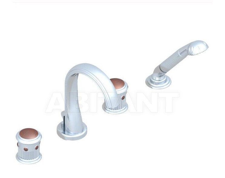Купить Смеситель для ванны THG Bathroom U7C.112B Trocadéro Red Jasper