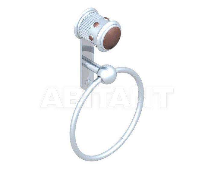Купить Держатель для полотенец THG Bathroom U7C.504N Trocadéro Red Jasper