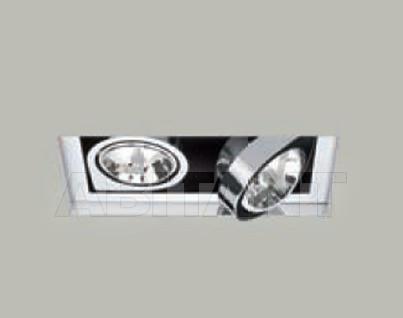 Купить Встраиваемый светильник Vibia Grupo T Diffusion, S.A. Ceiling Lamps 8146. 9016.