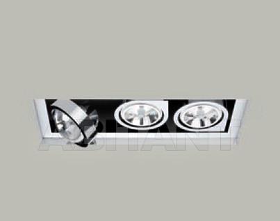 Купить Встраиваемый светильник Vibia Grupo T Diffusion, S.A. Ceiling Lamps 8147.  9017.