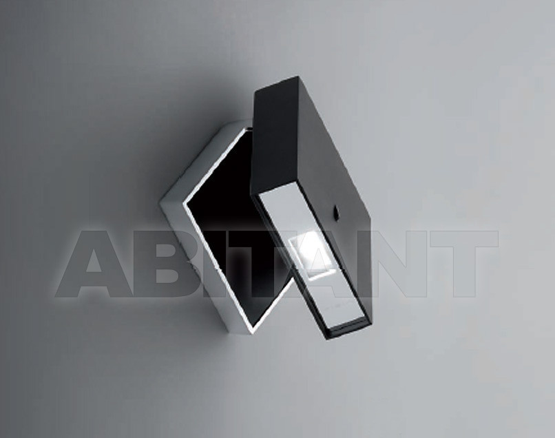 Купить Светильник-спот Vibia Grupo T Diffusion, S.A. Wall Lamps 7940. 04