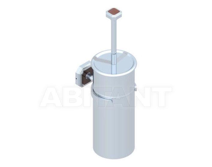 Купить Щетка для туалета THG Bathroom A3B.4720C Medicis red Jasper