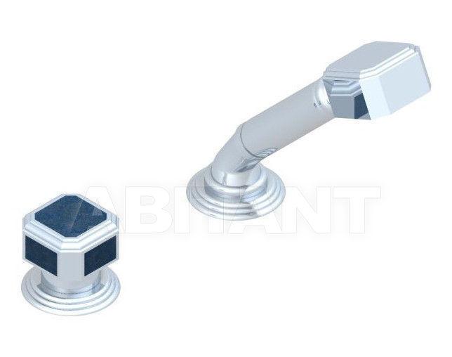 Купить Смеситель для ванны THG Bathroom  A3E.6532/60A Médicis Lapis Lazuli