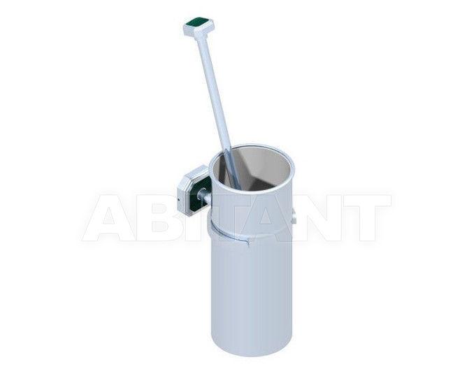 Купить Щетка для туалета THG Bathroom A3F.4720 Medicis Malachite