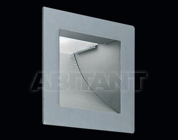 Купить Фасадный светильник Metal Spot Incassi 15250