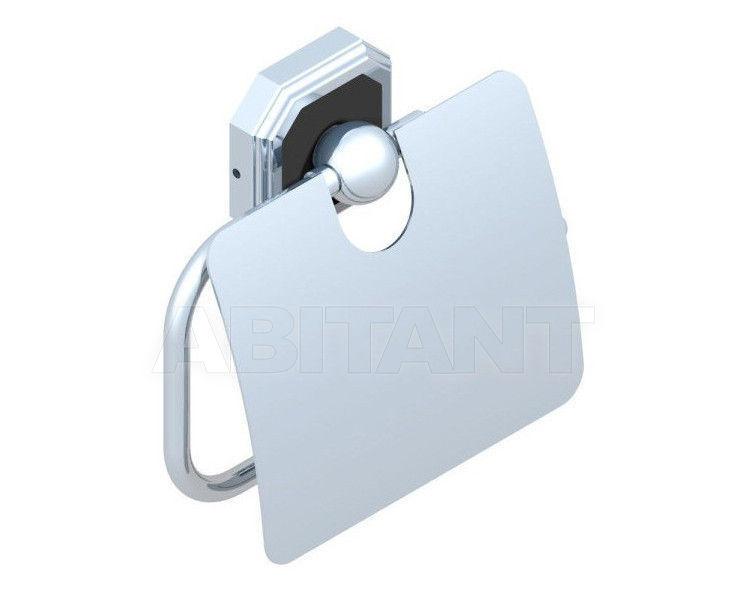 Купить Держатель для туалетной бумаги THG Bathroom A3C.538AC Medicis black Onyx