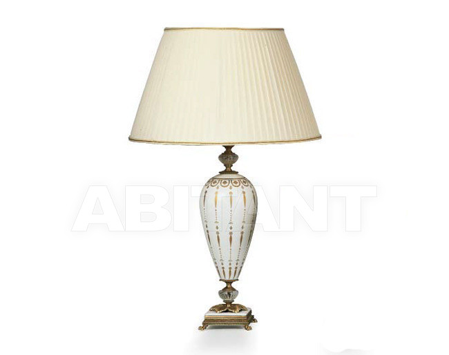 Купить Лампа настольная Le Porcellane  Classico 5208