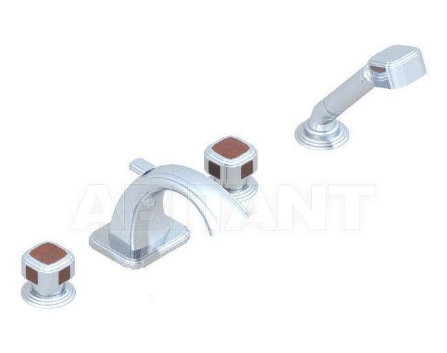 Купить Смеситель для ванны THG Bathroom A3J.112BG Venezia red Jasper