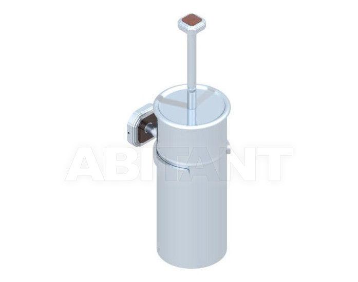 Купить Щетка для туалета THG Bathroom A3J.4720C Venezia red Jasper