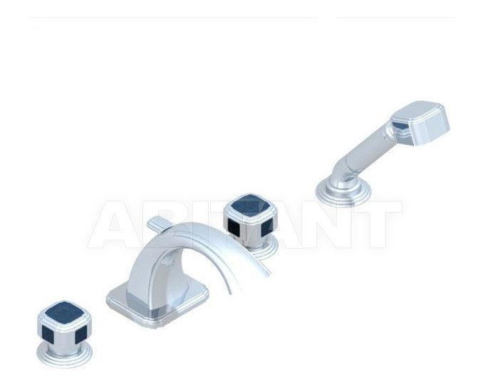 Купить Смеситель для ванны THG Bathroom A3M.112BG Venezia Lapis Lazuli