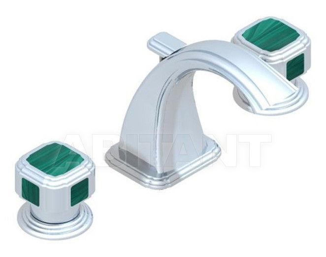 Купить Смеситель для раковины THG Bathroom A3N.151M Venezia Malachite
