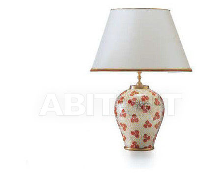 Купить Лампа настольная Le Porcellane  Classico 4014