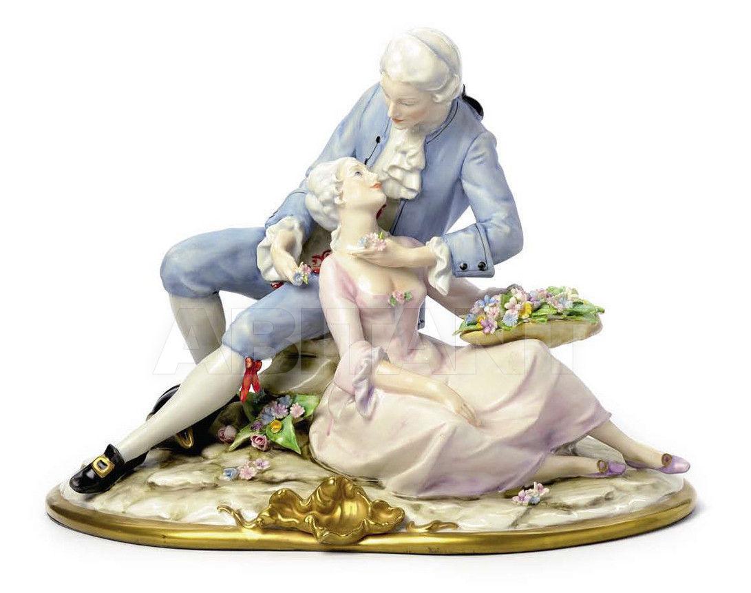 Купить Статуэтка LOVE IN VENICE Villari Capodimonte T.00570-002