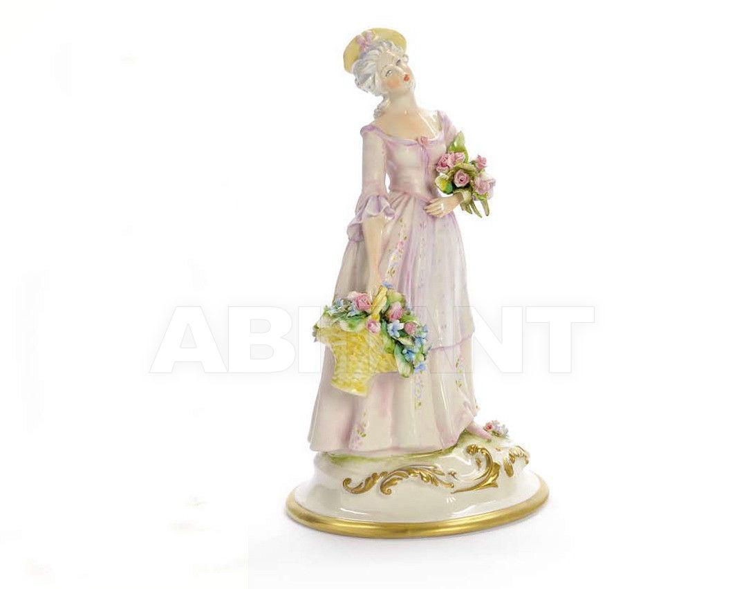 Купить Статуэтка HENRIETTE Villari Capodimonte T.01331-002