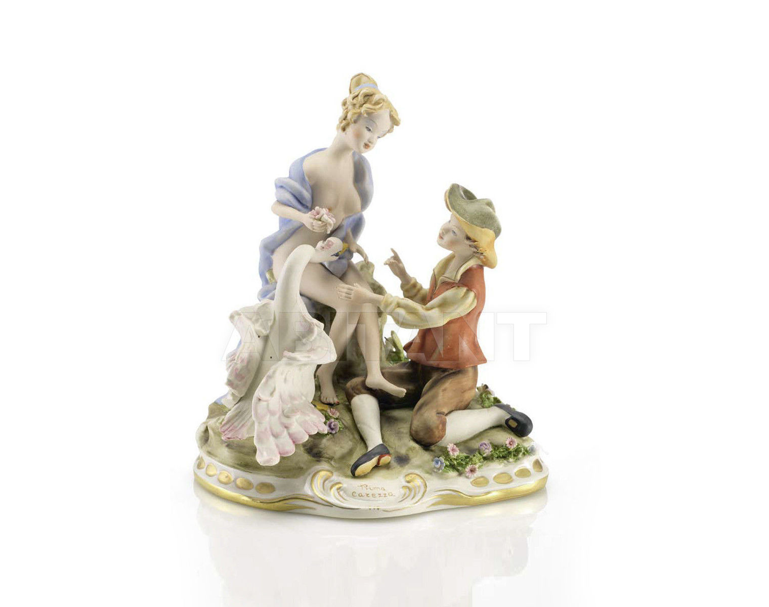 Купить Статуэтка FIRST CARESS GROUP Villari Capodimonte T.00552-002