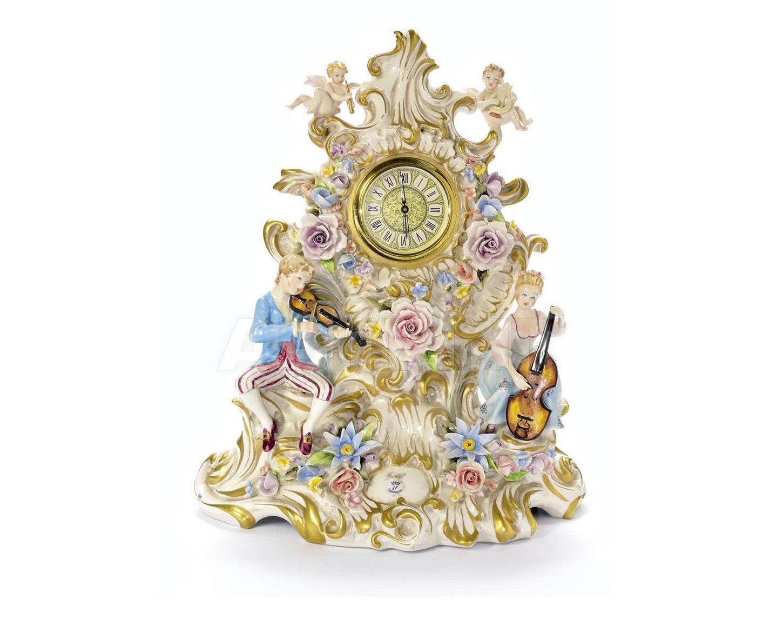 Купить Статуэтка MUSICIANS OF TIME Villari Capodimonte T.01736-002